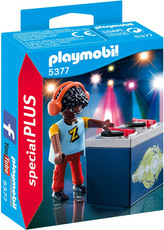 PLAYMOBIL®  Special Plus - 5377 - DJ