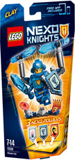 LEGO® Nexo Knights - 70330 - ULTIMATIVER Clay