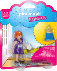PLAYMOBIL®  City Life - 6885 - Fashion Girl - City