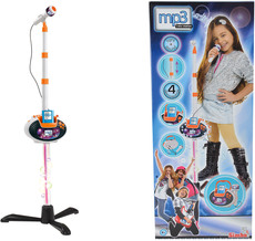 Simba My Music World I-Mic Musicstation 2 in 1