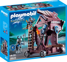 PLAYMOBIL®  Knights - 6628 - Adlerritter-Angriffsturm