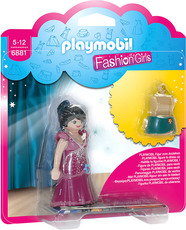 PLAYMOBIL®  City Life - 6881 - Fashion Girl - Party