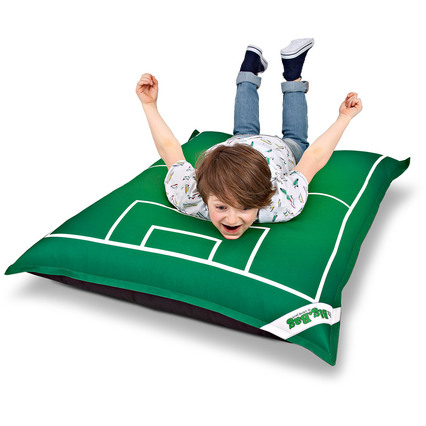 sitting point sitzkissen soccer kindersitzsack jetzt online kaufen. Black Bedroom Furniture Sets. Home Design Ideas