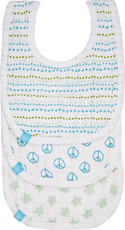 Lässig Lätzchen Muslin Bib Value Pack