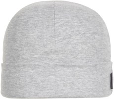Döll Trikot-Topfmütze light grey melange