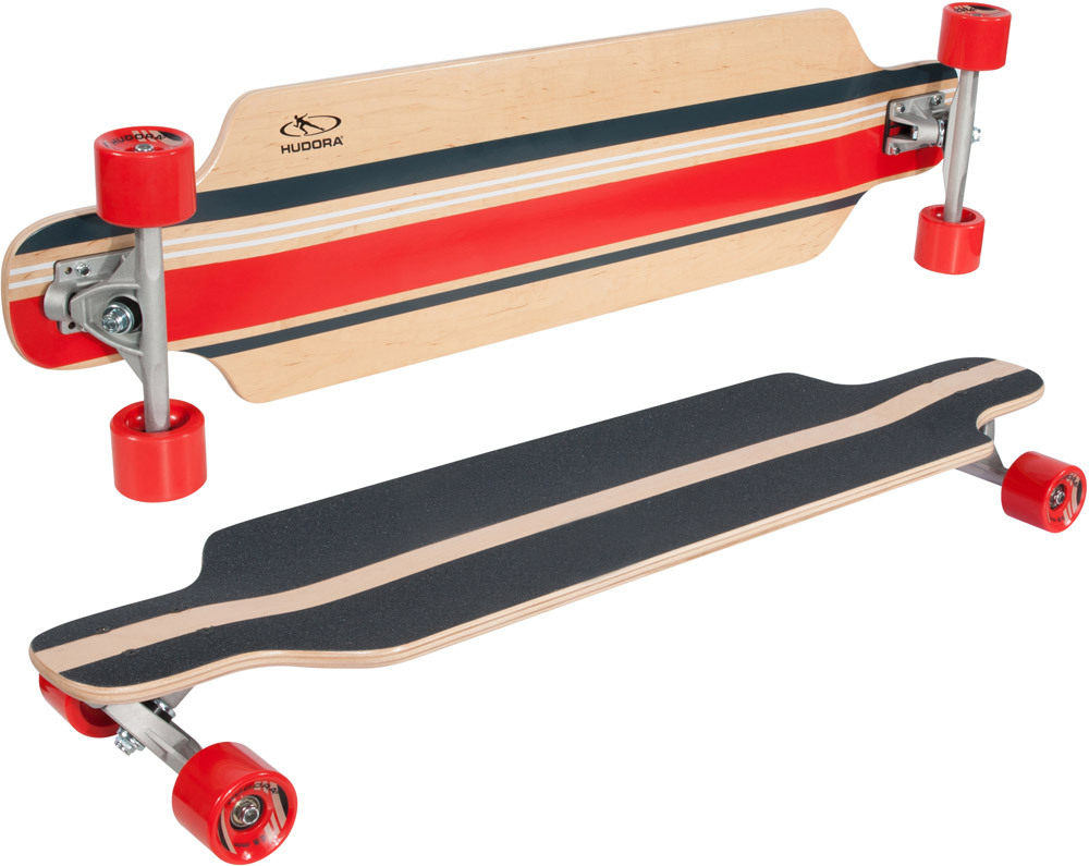 hudora longboard la jolla skateboards jetzt online. Black Bedroom Furniture Sets. Home Design Ideas