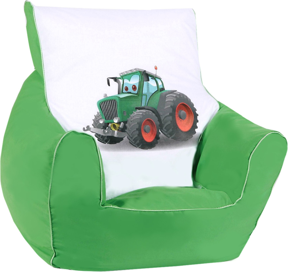 knorr baby mini sitzsack traktor sitzsack kinder jetzt online kaufen. Black Bedroom Furniture Sets. Home Design Ideas