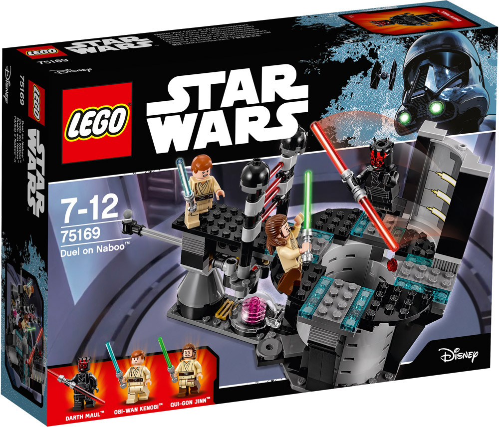 Star Wars™ - 75169 - LEGO® Star Wars™ 2