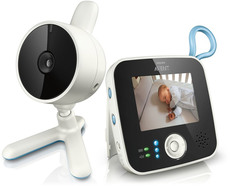 Philips AVENT Premium Babyphone Video Monitor