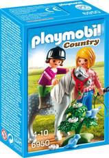 PLAYMOBIL®  Country - 6950 - Spaziergang mit Pony