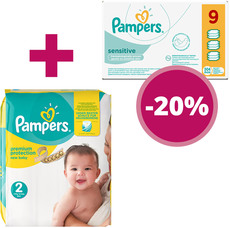 Pampers Premium Protection Windeln