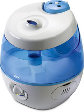Wick SweetDreams 2-in-1 Ultraschall Luftbefeuchter WUL575E4