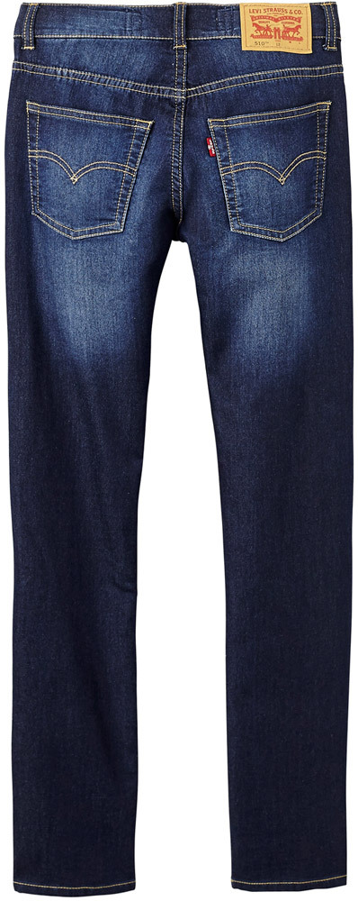 Jeans 5-Pocket-Style washed-Look