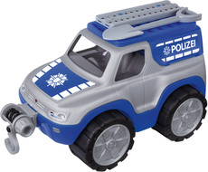BIG Power Worker Offroad Polizei
