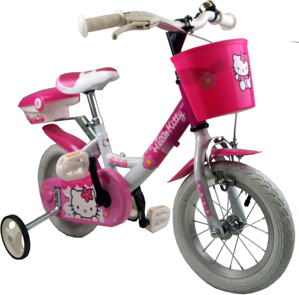 Protype Pro Type Disney Kinderfahrrad Hello Kitty 14 Zoll Hello Kitty (154NSKHK)