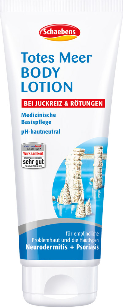 Totes Meer Bodylotion 200 ml