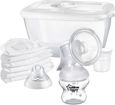 Tommee Tippee Closer to Nature Milchpumpe