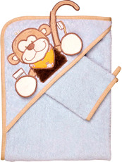 Noukie's Badetuch Bill & Bono
