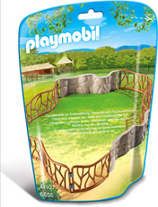 PLAYMOBIL® City Life 6656 Freigehege