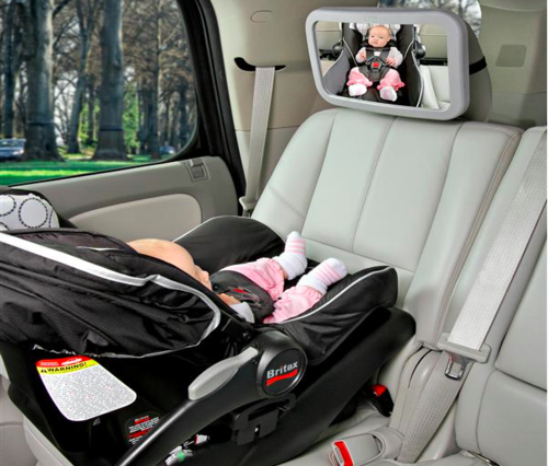 r troviseur pour si ge b b britax accessoires voiture. Black Bedroom Furniture Sets. Home Design Ideas