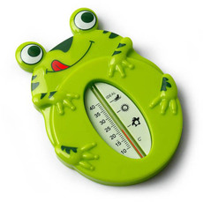 reer Badethermometer Frosch