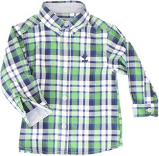 River Woods Boy Shirt I8023