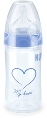 NUK New Classic First Choice + PP-Flasche