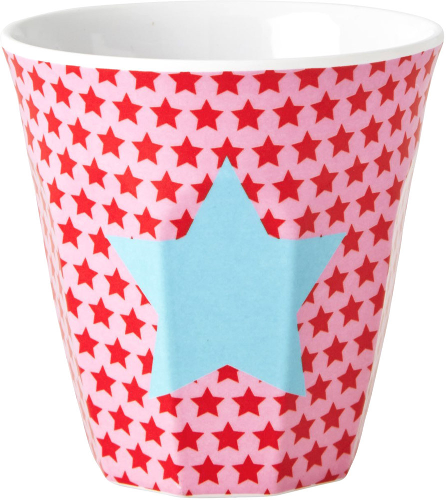 Kids Small Cup Girls Star Print (KICUP-STARG)