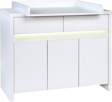 schardt wickelkommode planet white wickelkommode jetzt. Black Bedroom Furniture Sets. Home Design Ideas