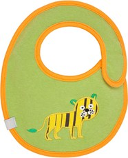 Lässig Lätzchen Waterproof Wildlife Tiger