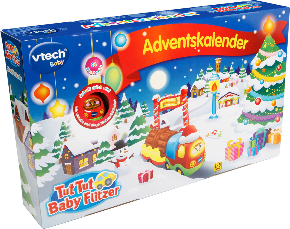 vtech tut tut baby flitzer adventskalender. Black Bedroom Furniture Sets. Home Design Ideas