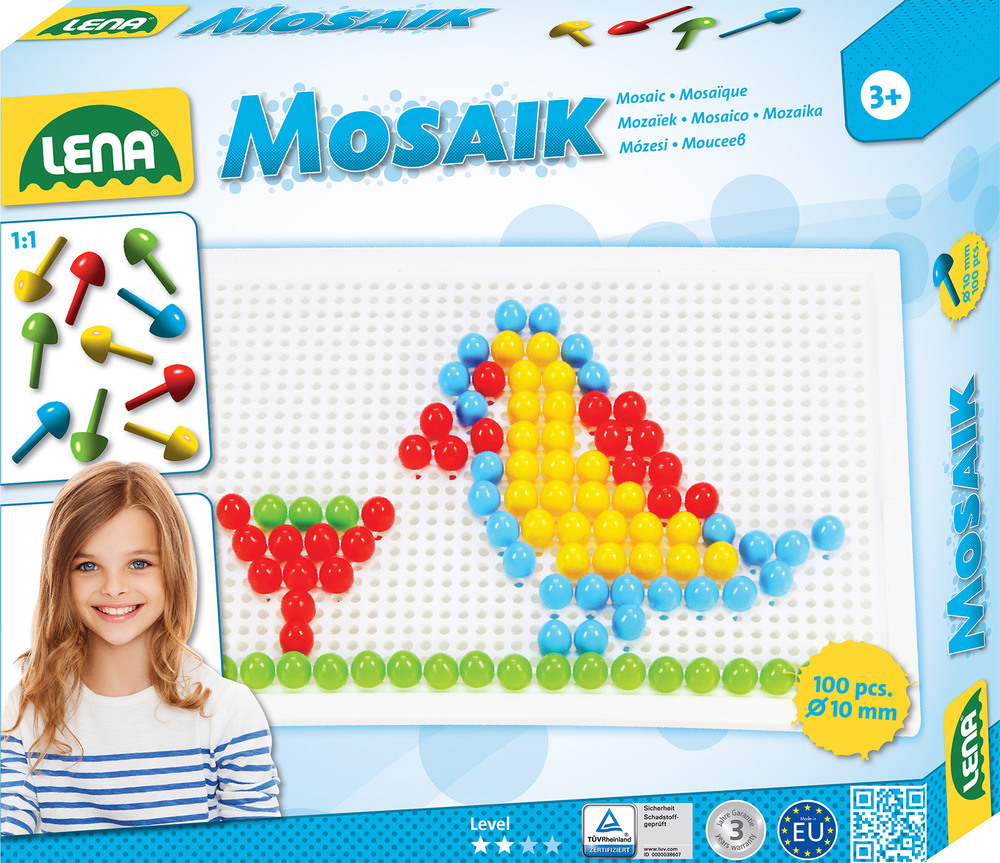 ® Mosaik Set color 10mm