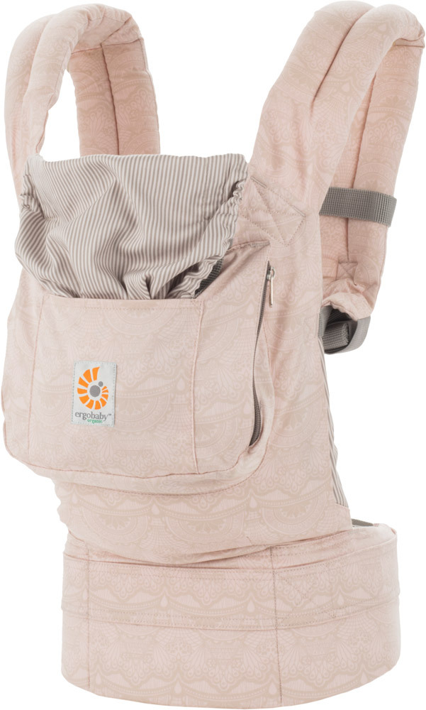 ERGObaby Original Carrier  Rose Harmony (BCGPNK)