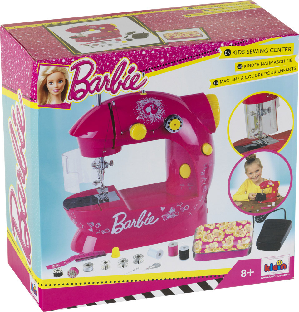 Barbie Nähmaschine