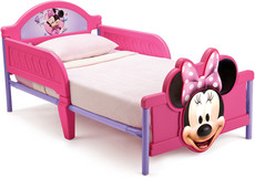 Delta Kids 3D Kinderbett Disney MINNIE