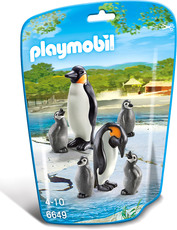 PLAYMOBIL® City Life 6649 Pinguinfamilie