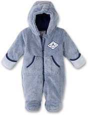 Fiftyseven by Sanetta Outdoor Teddy-Fleece Overall