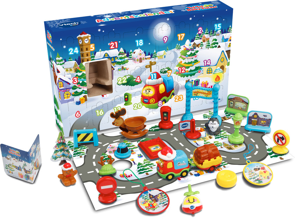 vtech tut tut baby flitzer adventskalender 2016 weihnachten jetzt online kaufen. Black Bedroom Furniture Sets. Home Design Ideas