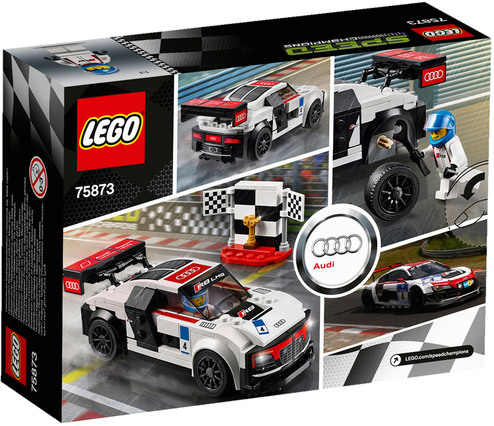 Lego speed champions 75873 audi r8 lms ultra lego for Jugendzimmer ultra 4