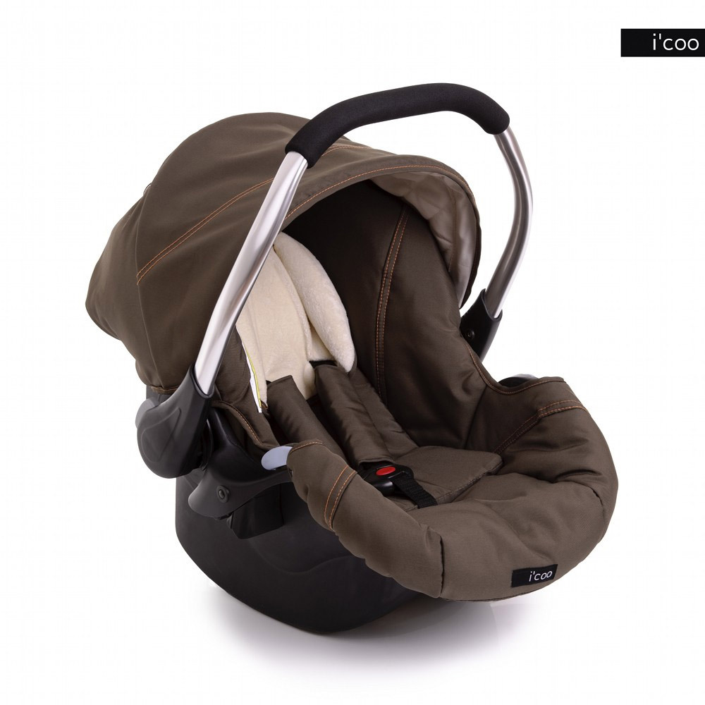 i'coo Car Seat Comfort  Forest (385159)