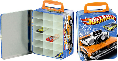 klein hot wheels autosammlerkoffer spielzeugautos. Black Bedroom Furniture Sets. Home Design Ideas