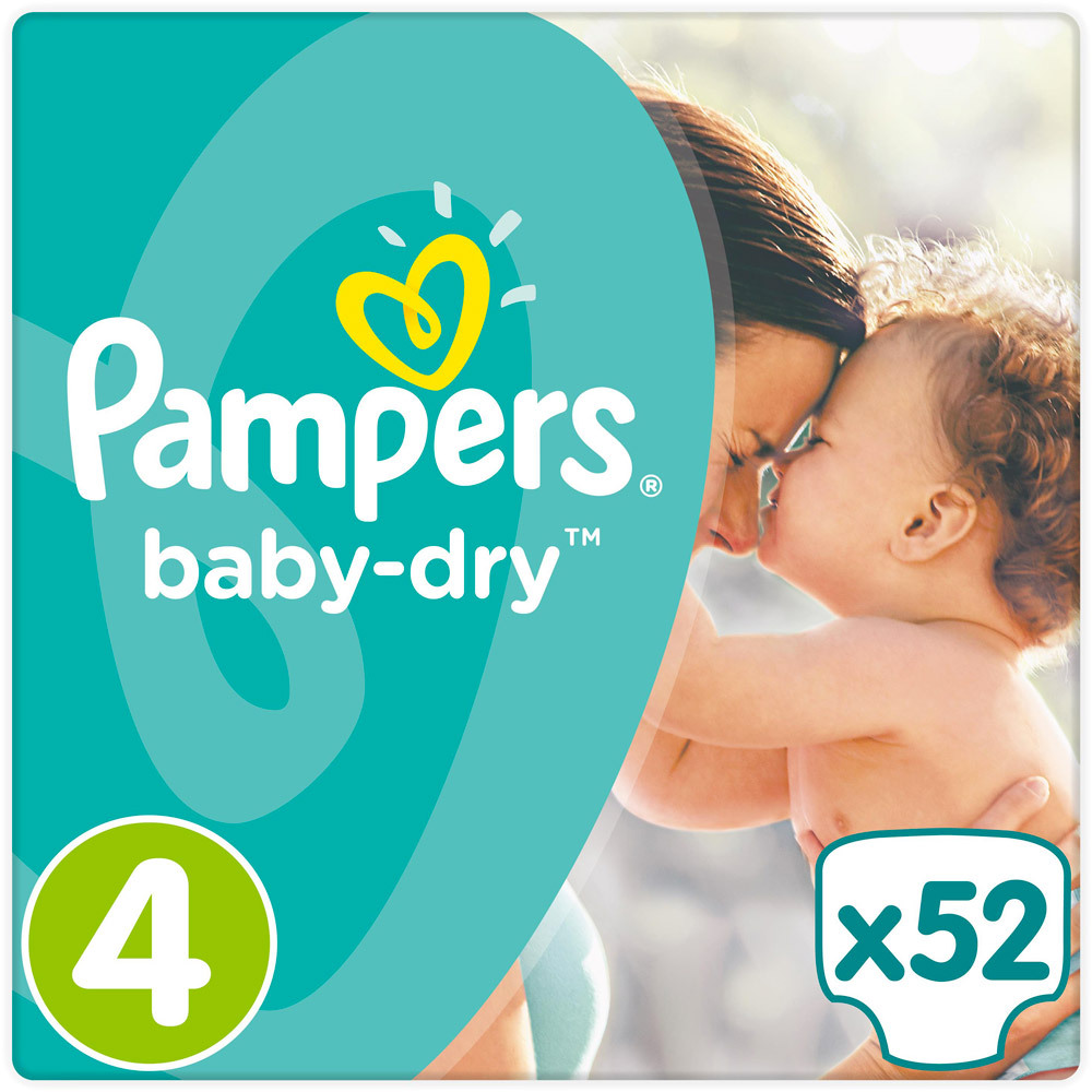 pampers baby dry maxi megapack gr e 4 30 stck. Black Bedroom Furniture Sets. Home Design Ideas