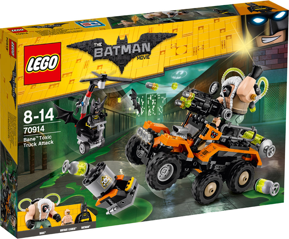 The LEGO Batman Movie™ - 70914 - The LEGO Batman Movie™ 2