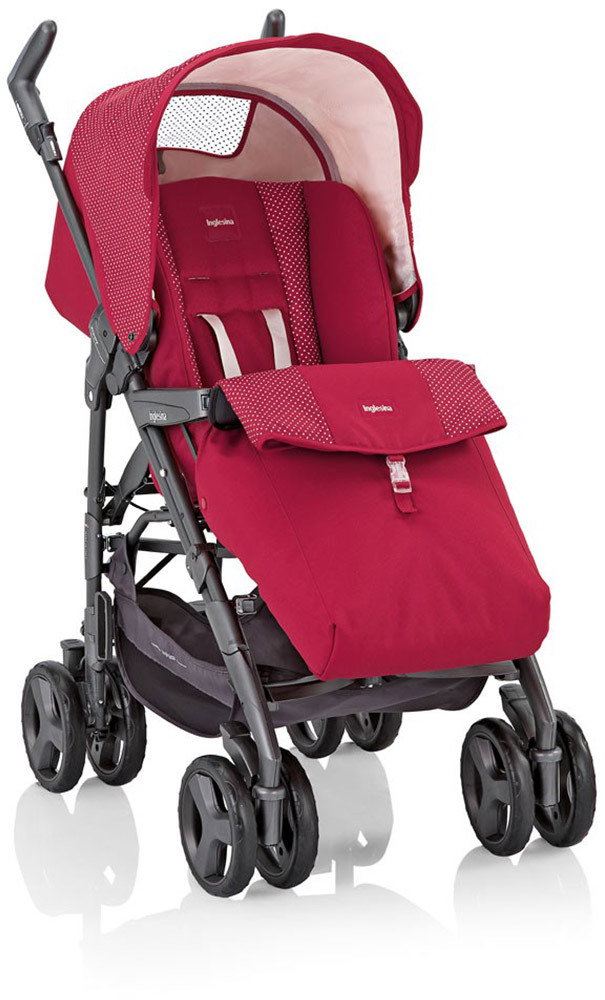 Inglesina Buggy Zippy Strip  Ibisco (AG40D6IBS)