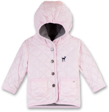 fiftyseven by Sanetta  Outdoor Steppjacke mit Kapuze