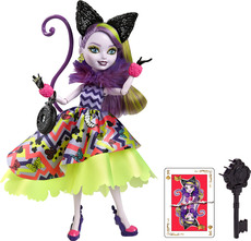 Ever After High Auf ins Wunderland Kitty Cheshire