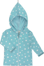 Max & Lilly Stellar world Wendejacke türkis