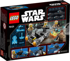 LEGO® Star Wars™ - 75131 - Confidential Battle pack Episode 7 Heroes
