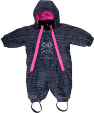 Fred's World Baby-Outdoor-Overall Zebra