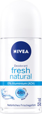 NIVEA Roll-On Deo Fresh Natural